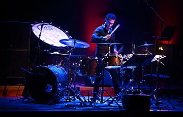Emil Kuyumcuyan, percussions