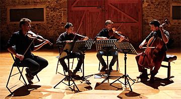 Quatuor Confluence