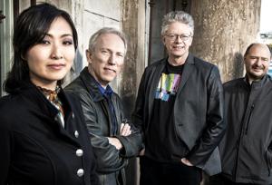 Kronos Quartet par Jay Blakesberg