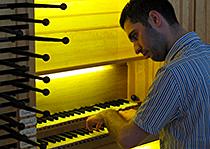 Emmanuel Culcasi, orgue