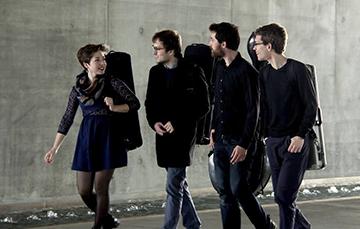 Quatuor Wassily © Sébastien Arbet