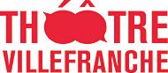 Logo Théâtre Villefranche rouge