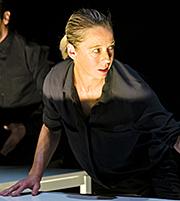 Fabienne Donnio, danse contemporaine