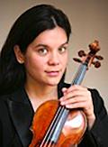 Jennifer Gilbert, violon