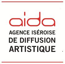 Logo Aida, agence iséroise