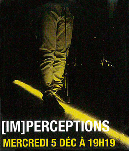 [Im]perceptions