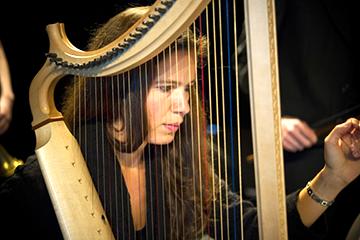 harpe ancienne Angelique