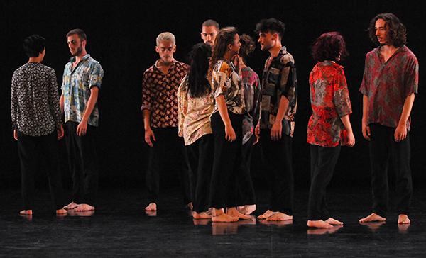 LAK de Davy-Brun, par le Jeune Ballet
