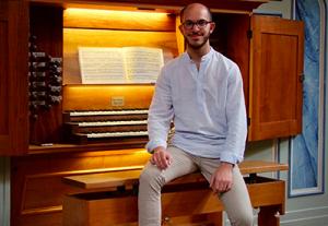 Yannis Dubois, orgue