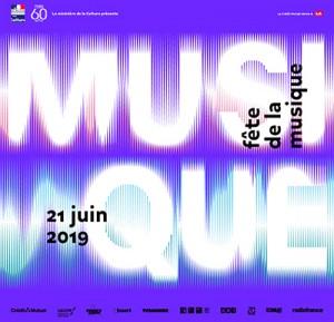 FeteDeLaMusique 2019 Des Signes