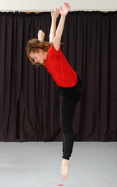 Jeune Ballet du CNSMD de Lyon © Stéphanie Martins