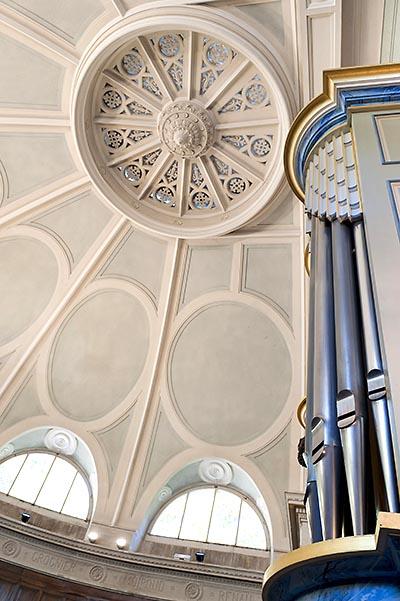 L'orgue Grenzing © Blaise Adilon