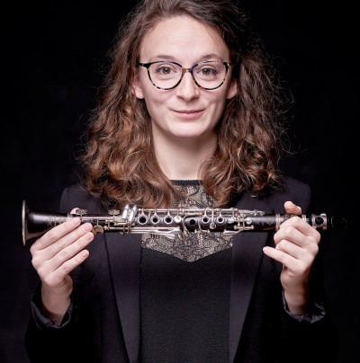 Daisy Dugardin, clarinette et Artist Diploma
