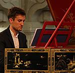 Mathieu Valfré, clavecin