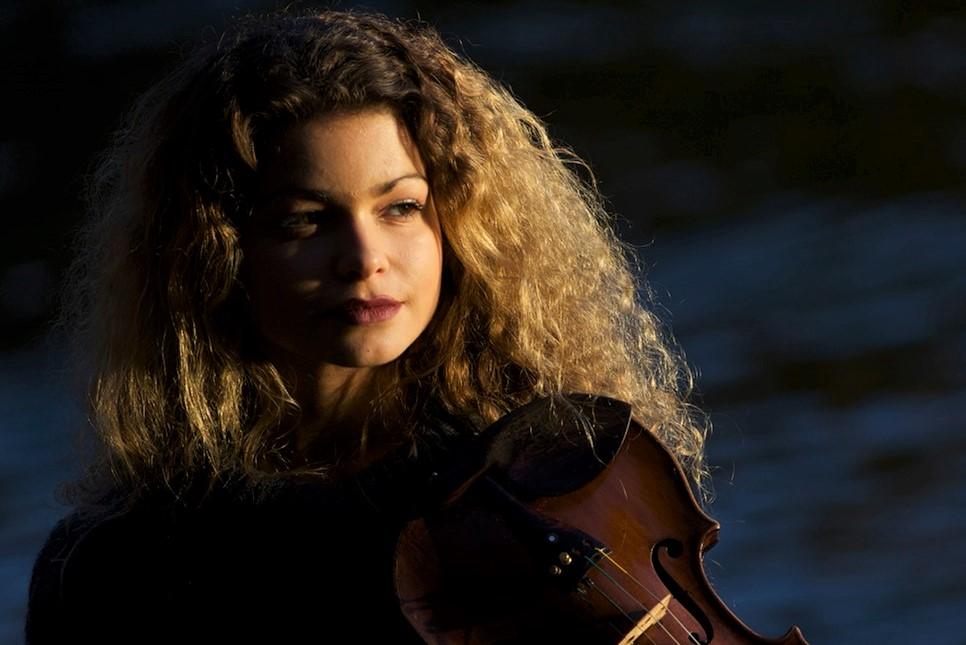 Maya Lévy, violon
