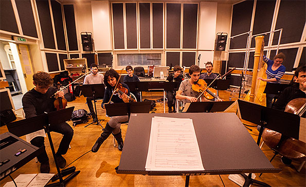 repetition studio
