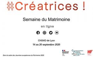 #Créatrices ! V13(3)
